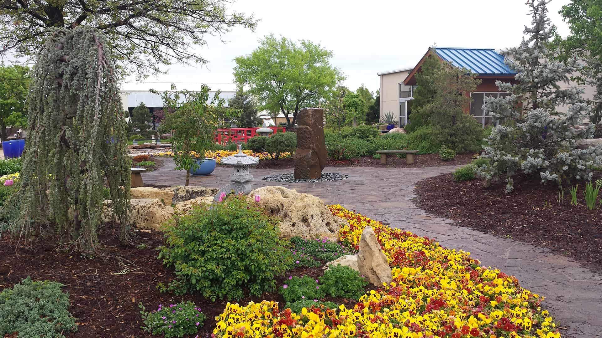 hong's landscape and nursery wichita ks